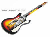 Smith / Mosrite Melobar 10 String Slide Guitar