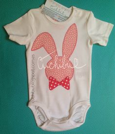 Bodies para bebés: nuevos modelos (Parte V)