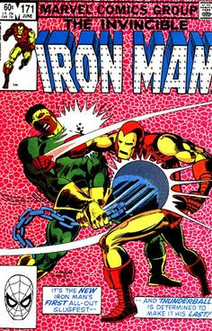 Iron Man #171