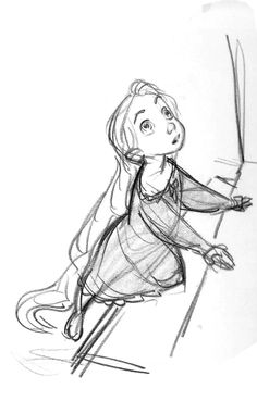 """Tangled"" by Glen Keane* 