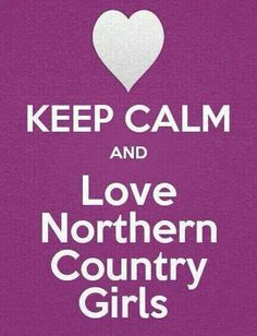 Northern Country girl