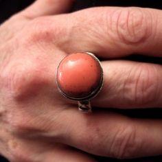 The same ring worn...