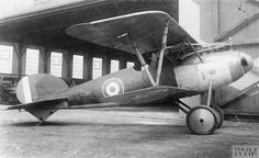 Albatros D.Va single-seat fighter. Captured aircraft with British markings. Serial number G.101