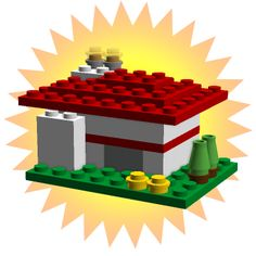 FREE exclusive LEGO set! Click to find out more