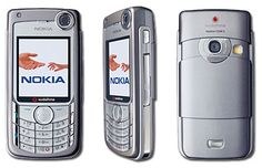 Nokia 6680. Dropped this phone in the toilet. Loved this phone.