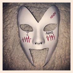 Heartbeat mask