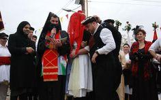 Αναβίωσε ο παραδοσιακός χωριάτικος γάμος στην Μελίκη (βίντεο, φωτογραφίες)