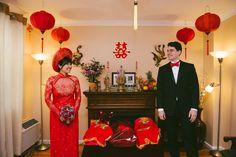 Traditional Vietnamese Ceremony