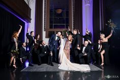 Vibiana Los Angeles Wedding | Lindzey
