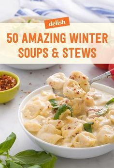 The 50 Most Delish Winter Soups & Stews