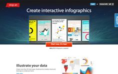 Infographics Designing Tools: 5 Best Apps ~ Web Knowledge