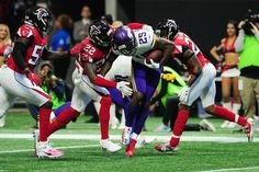 Third down woes and lack of possession prove costly for the Falcons in a defensive slugfest