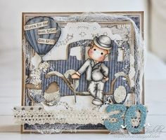 Cards by Camilla: oktober 2013