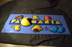 MARQUESINA-PACMAN-RELIEVE-1987