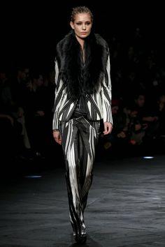 Mis Queridas Fashionistas: Roberto Cavalli Ready To Wear Fall Winter 2014 - Milan Fashion Week