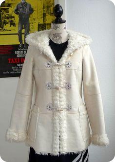 APART Prinzessin Mantel Zaren Wendemantel Jacket Jacke Boho Gr. 34 Kapuze Hippie in Kleidung & Accessoires, Damenmode, Jacken & Mäntel | eBay