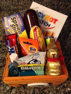 Easter basket for her easter pinterest baskets easter easter basket for her easter pinterest baskets easter baskets and easter negle Images