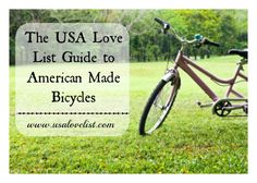 American Made Bikes: From Trikes to High-Performance, Our Ultimate Source List - USA Love List