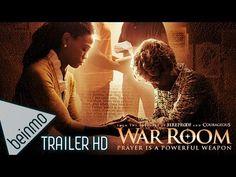 War Room Official Full-length Trailer (2015) on Beinmo - Alex Kendrick, Priscilla Shirer, Beth Moore Inspiring Christian Movie