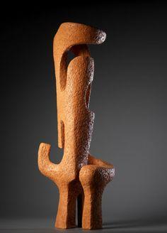 Dorothée Loriquet's sculptures