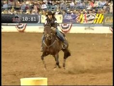 Kassidy Dennison - 11 Reno Rodeo Barrel Racing