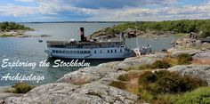 When researching our trip to Stockholm, I knew instantly that I wanted to get out into the archipelago. Visions of small islands, containing those little red cottages and swarms of boats passing by…