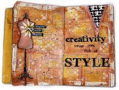 Laboratorio di scrittura creativa su art journal