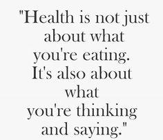 Make your attitude healthy