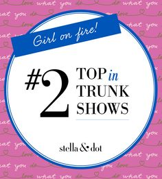 Top in Trunk Shows #2