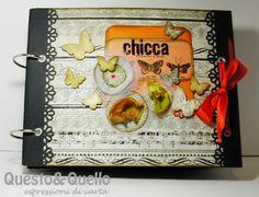 Mini album per Chicca