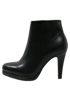 Anna Field Ankle Boot black Schuhe bei Zalando.de | Obermaterial: Hochwertiges Lederimitat, Innenmaterial: Textil, Sohle: Kunststoff, Decksohle: Lederimitat | Schuhe jetzt versandkostenfrei bei Zalando.de bestellen!