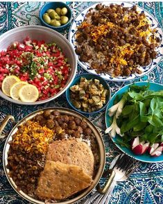 Rice Recipes, Dessert Recipes, Desserts, Persian Rice, Iran Food, Persian Culture, Food Decoration, Culinary Arts, Fried Rice