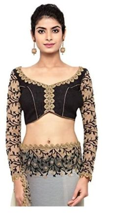Blouse design images that you must see for making the right choice for every occasion like Party wear, Office or daily wear. Latest Blouse Neck Designs, Simple Blouse Designs, Images Photos, Beautiful Blouses, Sleeve Designs, Printed Blouse, Daily Wear, Fashion Design, Women
