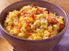 Slow Cooker Chive-and-Onion Creamed Corn