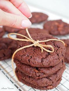 Annin Uunissa: Pätkis (Chocolate) Chip Cookies