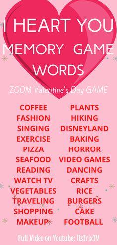 7 Valentine S Day Zoom Games Ideas In 2021 Valentine S Day Games Valentines Day