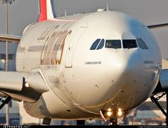 Emirates Airbus A330 A6-EAI By Suraj Viswanathan