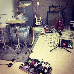 Rehearsal/Live Room