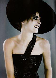 ☆ Stella Tennant | Photography by Jean Baptiste Mondino | For Vogue Magazine France | December 1996 ☆ #Stella_Tennant #Jean_Baptiste_Mondino #Vogue #1996