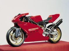 Ducati Supermono Desmoquattro