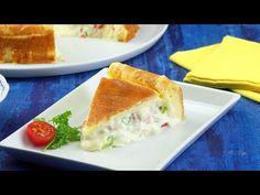 Faça uma torta de legumes em tempo recorde - YouTube