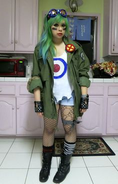 tank girl costume - Google Search