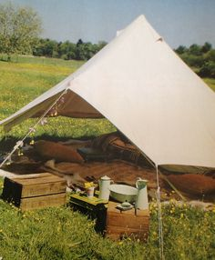 Happy Glamping...