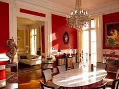 Bordeaux Quai des Chartrons. Superbe appartement de 133m2 au premier étage d'un immeuble pierre, #immobilier #bordeaux  --  contact@agence-bordeaux.fr