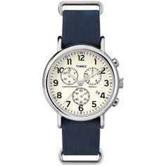 142f044254f2 Relógio Timex Weekender Chrono - TW2P62100 Relogio Timex