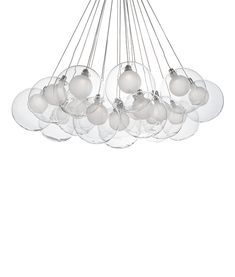 This contemporary chandelier from Kuzco is a part of the Bolla collection and comes in a chrome finish. It measures x high. This light includes integrated LEDs. It includes a 5 year warranty. Multi Light Pendant, Pendant Chandelier, Led Lights, Contemporary Chandelier, Pendant Lighting, Led Chandelier, Chrome Chandeliers, Large Chandeliers, Chrome