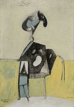 arshile gorky the raven composition no 3