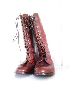 Vintage Luxurious Rugged Riding Boots DKNY Women's Size by 2Renew