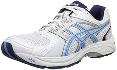 ASICS Women's GEL-Tech Neo 4 Walking Shoe - Fabric and Synthetic Imported Rubber sole Breathable walking shoe featuring padded tongue and collar with mesh lining and GEL cushioning SoLyte midsole foam Removable insole Best Shoes For Bunions, Top 10 Shoes, Bunion Shoes, Plantar Fasciitis Shoes, Best Hiking Shoes, Mens Walking Shoes, Cross Training Shoes, Asics Women, Best Sneakers