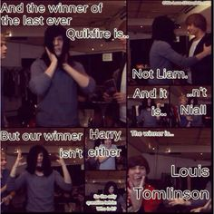 Directioners: Who misses Quickfire?!